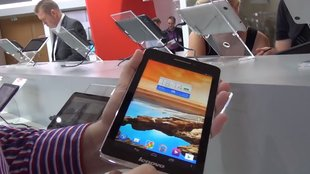 Lenovo S5000: 7 Zoll-Tablet im Hands-On-Video [IFA 2013]