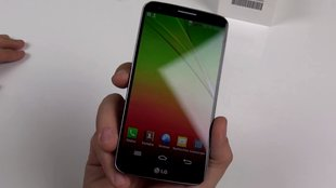 LG G2: 5,2-Zoll-Smartphone mit Full HD-Display im Hands-On-Video [IFA 2013]