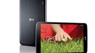LG G Pad 8.3: Kompakt-Tablet für 269 Euro bei Cyberport [Deal]