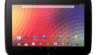 Nexus 10: kein Nachschub mehr für altes Modell - kommt der Nachfolger?