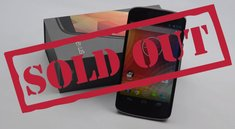 Nexus4: Im deutschen Play Store ausverkauft – Nexus5 kann kommen