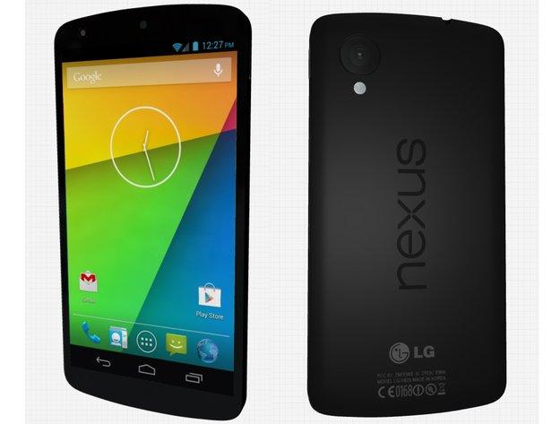 Nexus 5: Hinweise auf neuartige Kamera, USB-OTG und weitere Details aufgetaucht [Update]