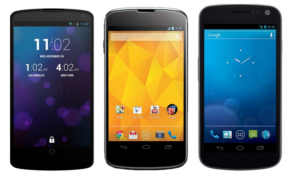 So könnte das Nexus 5 aussehen - Renderbilder des neuen Google-Flaggschiffs
