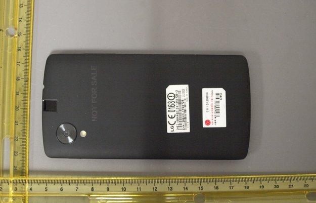 Nexus 5: Neue mögliche Bilder vom nächsten Google-Flaggschiff bei der FCC [Update]