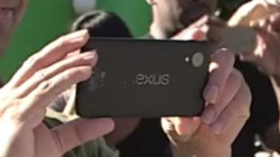 Nexus 5: Google leakt mögliches Android 4.4-Flaggschiff in eigenem Video