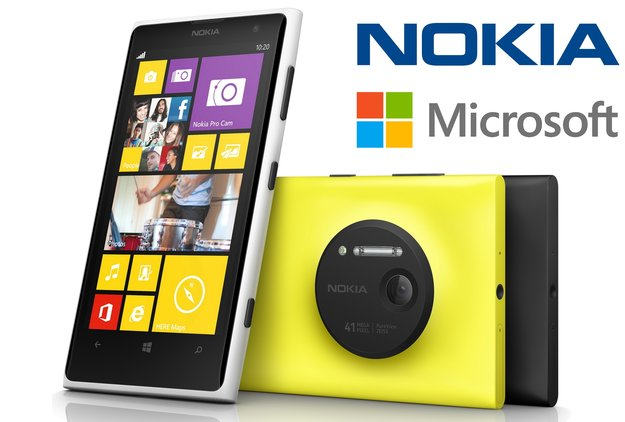 Microsoft kauft Nokia: Elefantenhochzeit für 5,44Milliarden Euro