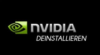NVIDIA-Treiber deinstallieren und neu installieren - Anleitung