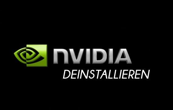 Nvidia-Treiber vollständig deinstallieren und neu installieren – Anleitung