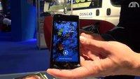 Pearl Simvalley SP-2X.slim / Umeox X5: Dünnstes Smartphone der Welt im Hands-On [IFA 2013]