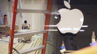 Video of the Day: Wie ein Apple Store entsteht
