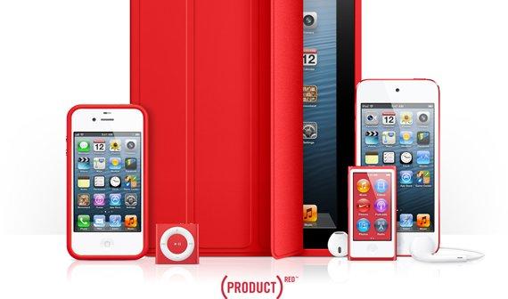 Für den Kampf gegen AIDS: Apple sammelt mit (PRODUCT) RED 65 Millionen Dollar