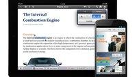 Quickoffice: Update mit vernünftiger Google Drive-Integration