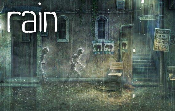 rain Test: Mit Schirm, Charme und Schattenmonstern