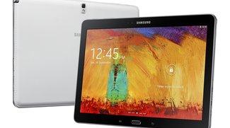 Samsung Galaxy Note 10.1 2014: Ab 442 Euro bei nullprozentshop.de [Deal]