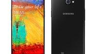 Samsung Galaxy Note 3: Renderbilder zeigen mögliches Design