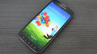 Samsung Galaxy S4 Active im Test: High-End für die Nasszelle