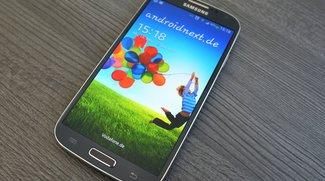 Screenshot machen mit Samsung S3 (mini), S4, S7 (edge) & Co.