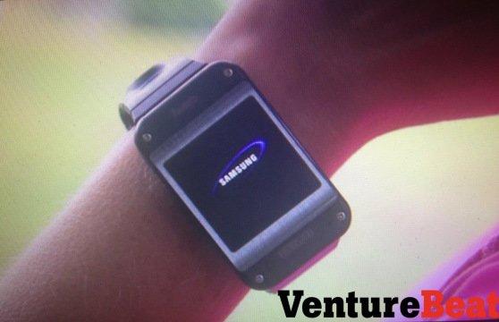 Samsung Galaxy Gear - neues Photo aufgetaucht!