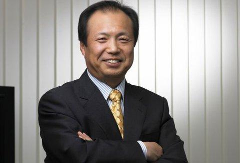 Samsungs JK Shin