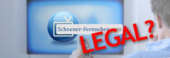 Schöner Fernsehen Com Legal