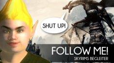 Skyrim: Alle Begleiter in unserer Bildergalerie (+ Fundorte & Quests)