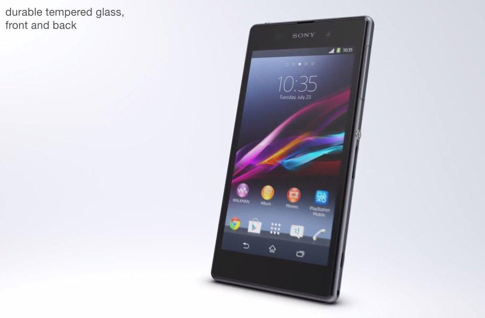 Sony Xperia Z1: Offizielles Produktvideo geleakt [IFA 2013]