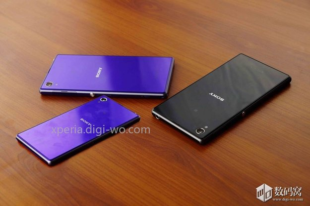 Sony Xperia Z1 Mini: Kompakte Version des Foto-Flaggschiffs erneut gesichtet