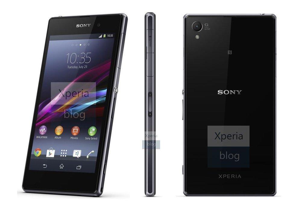 Sony Xperia Z1 Honami: Offizielle Pressebilder des Flaggschiffs aufgetaucht