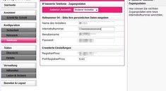 Speedport: IP-Adresse der Router-Oberfläche