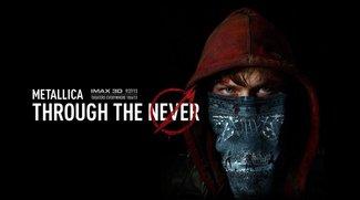 Metallica - Through The Never: Vor Release kostenlos reinhören