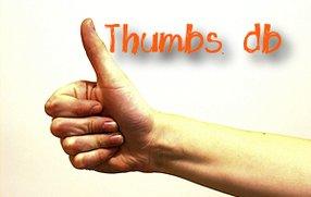 Wie kann man Thumbs.db deaktivieren und welchen Zweck hat sie?