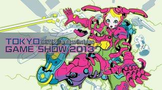 The Pressure No.02: Tokyo Game Show beginnt