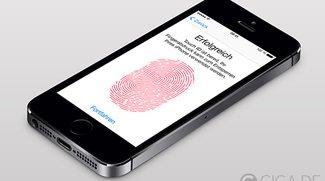 iPhone 5s: Mehr als 5 Finger mit Touch ID nutzen [Video]