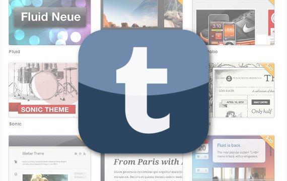 tumblr-Themes finden und installieren - Neuer Look für den Blog