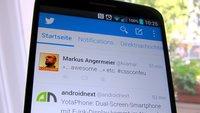 Twitter für Android: Beta-App mit noch mehr #holoyolo [APK-Download]