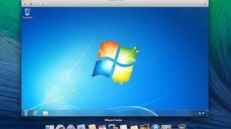 VMware Fusion 6: Unterstützung für Mavericks, Windows 8.1 und mehr