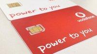Vodafone kündigen: Handy-Vertrag online beenden