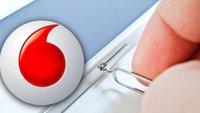iPhone 5s und iPhone 5c: Netlock (Netzsperre) bei Vodafone entfernen