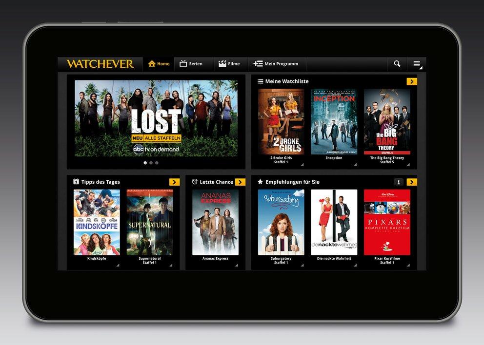 Watchever: Chromecast-Unterstützung ab Anfang 2014