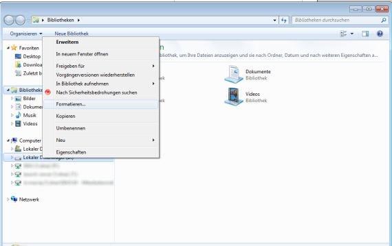 windows-7-formatieren