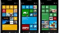 Windows Phone Screenshot erstellen