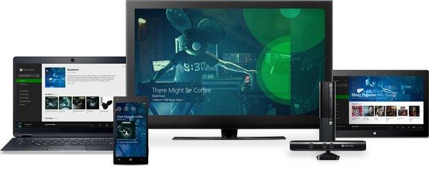 Xbox Music: Android-App für Microsofts Musik-Streaming-Dienst veröffentlicht