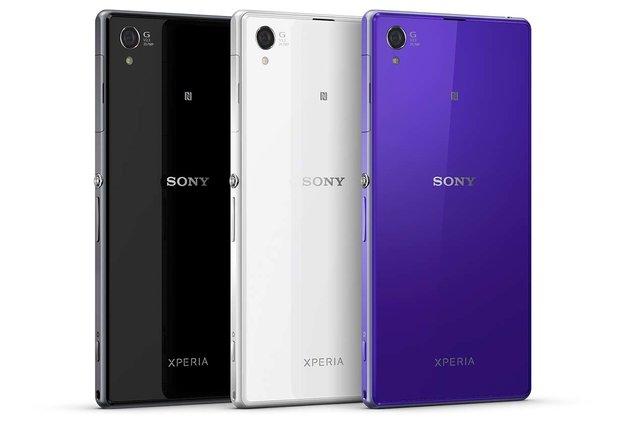 Sony Xperia Z1 und Z Ultra Update auf Android Jelly Bean 4.2