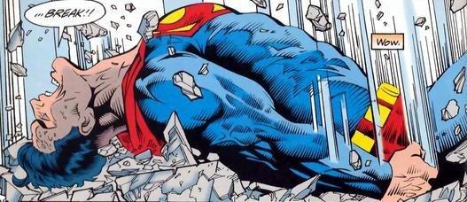 Supermans Schwäche