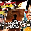 Anime Awesome: Wo kann ich legal Animes im Internet schauen?