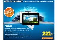 Asus MeMo Pad Smart 10 für 222,00 Euro bei Euronics
