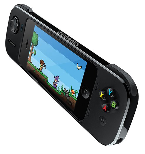 Logitech Gamepad für iPhone