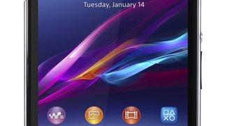 Sony Xperia Z1s: Sehen wir hier das internationale Z1 Mini?