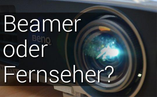 Kann ein Beamer den Fernseher ersetzen? BenQ W770ST Erfahrungsbericht