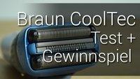 """Braun CoolTec Rasierer im Test: Das Ding ist """"cool""""!"""